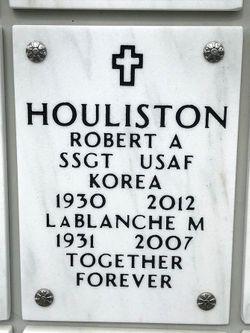 Robert Andry Houliston