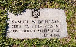 Samuel W. Donegan
