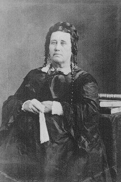 "Susanna A. ""Susan"" <I>Wilkerson</I> Dickinson"