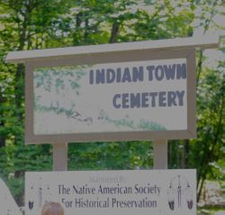 Indian Town Cemetery