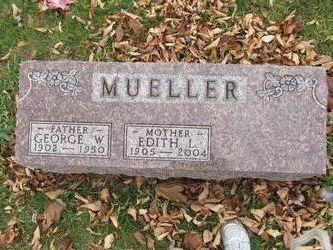 George W Mueller