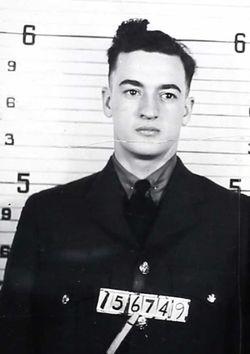 Flight Sergeant ( Nav. ) William Norman Gould