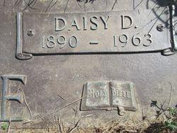 Daisy D. <I>Baker</I> Beye