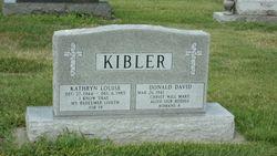 Kathryn Louise <I>Wolfe</I> Kibler
