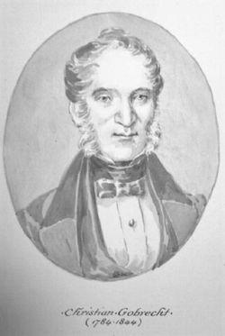 Christian Gobrecht