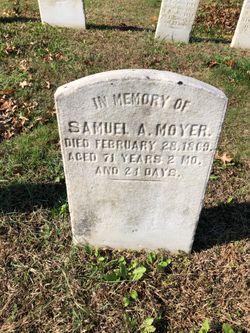 Samuel A. Moyer