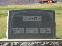 Adda Frances <I>Rider</I> Clapper