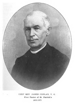 Rev James Conlan