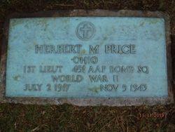 Herbert M Price