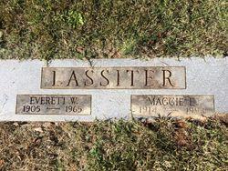 Maggie Carvin <I>Edwards</I> Lassiter
