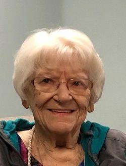 Doris Lorraine <I>Lewis</I> Tschample-Cramer