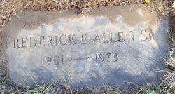 Frederick E. Allen, Sr