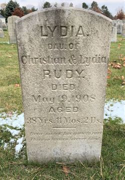 Lydia Rudy
