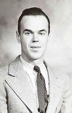 Squadron Leader (Pilot) Burton Norris Jost