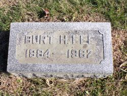 "Burritt Hamilton ""Burt"" Fee"