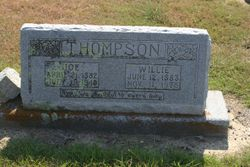 Joe H Thompson