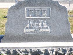 Enrie Jane <I>Hamilton</I> Fee