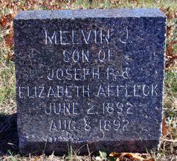 Melvin J. Affleck