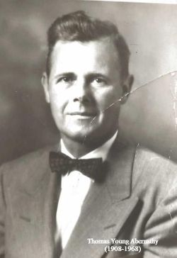 Thomas Young Abernethy