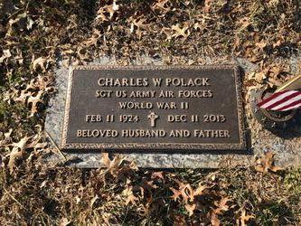 "Charles William ""Bill"" Polack"