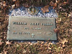 William Riley Fuller