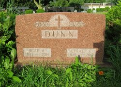 Ruth M. <I>Kerwin</I> Dunn