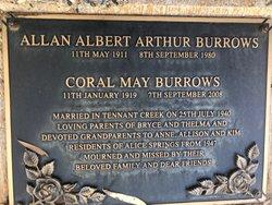 Coral May Burrows
