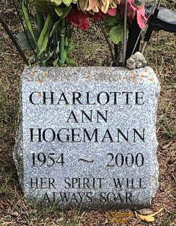 Charlotte Ann Hogemann
