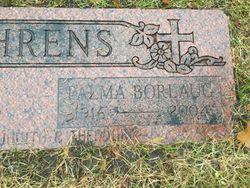 Palma Lillian <I>Borlaug</I> Behrens
