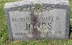 Reuben C Jones