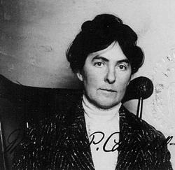 "Margaret Mountjoy ""Maud"" <I>Patterson</I> Campbell"
