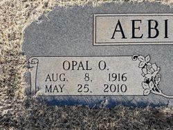 Opal O <I>Granger</I> Aebischer