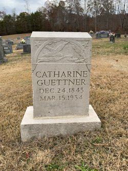 "Catharine Mary ""Treanor"" <I>Bauer</I> Guettner"