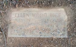 Ellen Gertrude <I>Wood</I> Bice