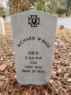 Richard William Bass
