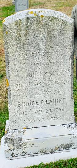 John Lahiff
