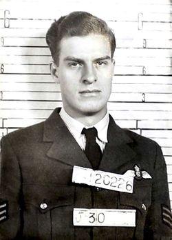 Flight Sergeant Wesley Morey