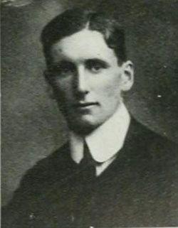 Second Lieutenant John Gunning Moore Dunlop