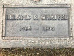 Leland Elizabeth <I>Rhoades</I> Chaffee