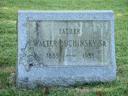 Walter P. Buchinsky, Sr