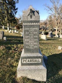 Jonas Pearsall