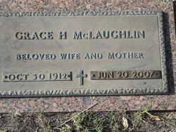Grace Harris <I>Foster</I> McLaughlin