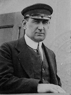 Capt Harry Stewart Morris