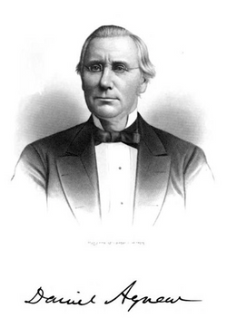 Judge Daniel Agnew