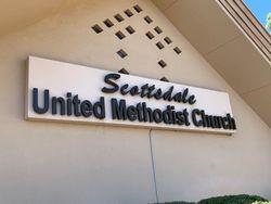 Scottsdale United Methodist Church Memorial Garden