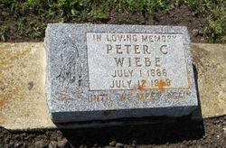 Peter C. Wiebe