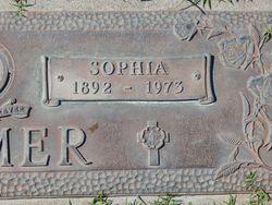 Sophia <I>Herman</I> Weimer
