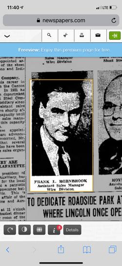 Frank L Hornbrook