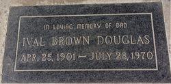 Ival Brown Douglas