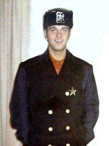 Spec Michael George Bazel